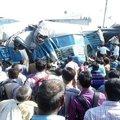 Hindistan'da tren faciası: 15 ölü, 150 yaralı