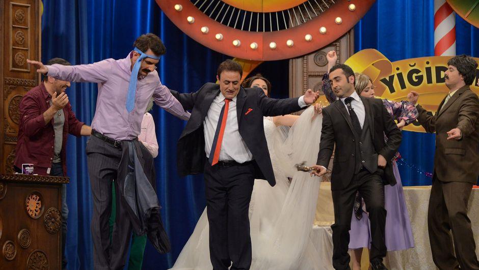 Mahmut Tuncer ve Edis, Güldür Güldür Show sahnesinde