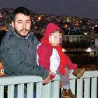 Vicdansız baba bebeğiyle köprüde intihara kalkıştı