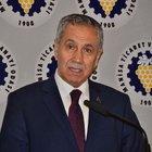 Başbakan Yardımcısı Bülent Arınç, iki günde iki kez programını iptal etme kararı aldı