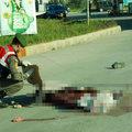 İki motosiklet çarpıştı: 1 ölü, 3 yaralı