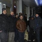 Sivas'ta TOKİ'nin yaptığı 13 konut için 2 gündür nöbet tutuyorlar