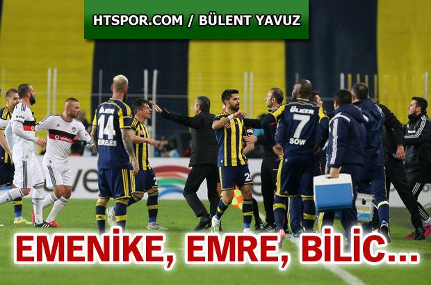 Emre, Emenike, Bilic...