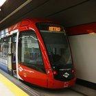 Ataköy-İkitelli metrosu  850 milyon liraya mal olacak.