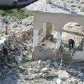 Suriye'de yine enkaz