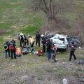 Çankırı'da trafik kazası: 2 ölü, 2 yaralı