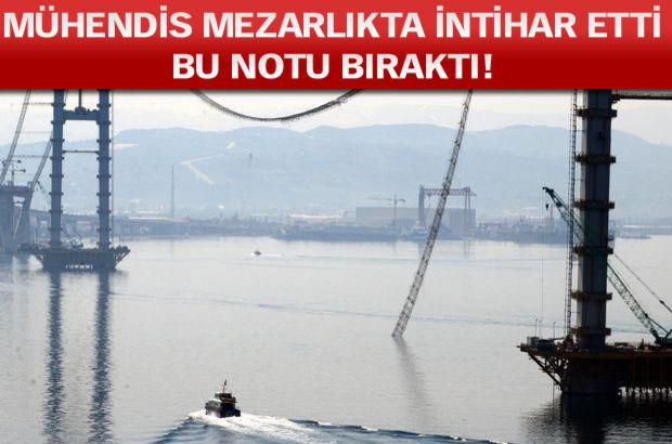 Körfez Geçiş Köprüsü halatı koptu, Japon mühendis intihar etti