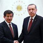 Cumhurbaşkanı Erdoğan'ın Başbakan Davutoğlu ile Üsküdar'daki evinde bir araya geldiği ortaya çıktı
