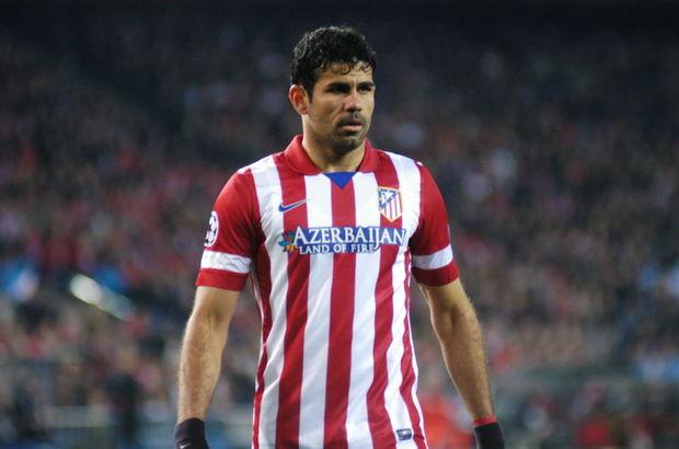 Diego Costa İspanya kadrosunda yok!