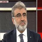 Enerji Bakanı Taner Yıldız Habertürk'te