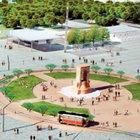 Taksim Meydanı Düzenleme Projesi  nisanda