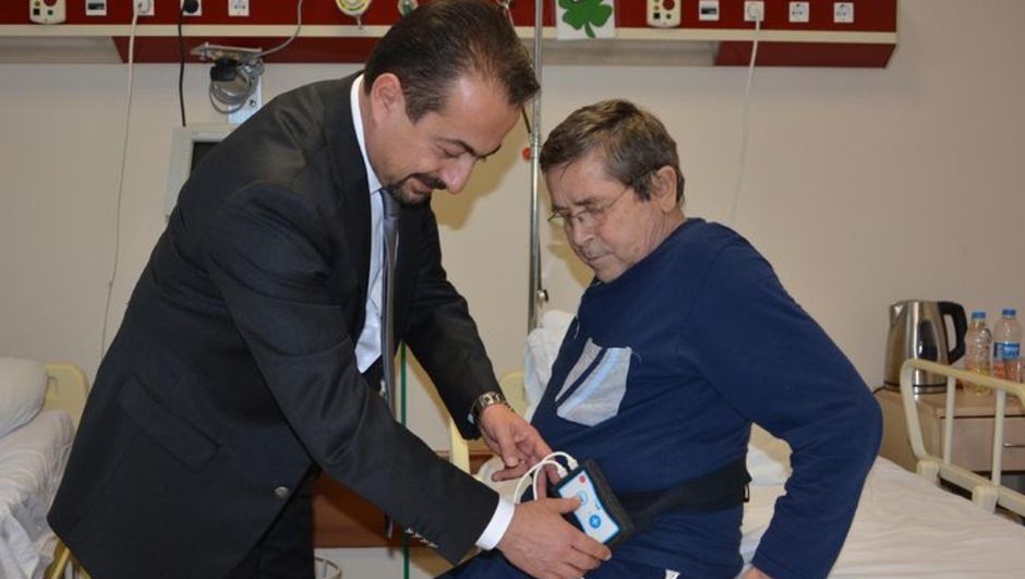 Prof. Dr. Ercan Gürses, Mehmet Ergün, ağrı pili