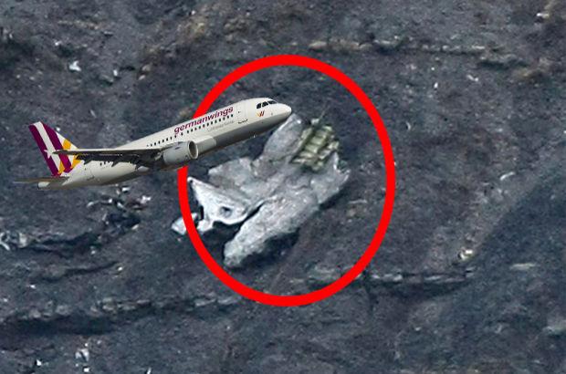 Düşen uçak hakkında şok iddia!
