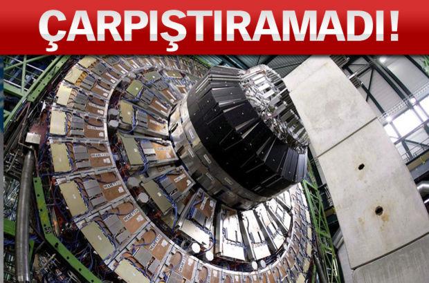 Büyük Hadron Çarpıştırıcısı kısa devre yaptı!