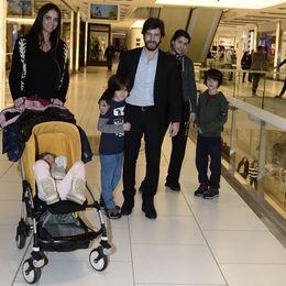 Goldenberg Ailesi alışverişte