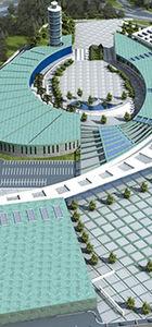 1 milyarlık dev fuar alanına İzmir'de görkemli açılış