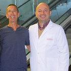 Yemek borusu tümörü özel cerrahi yöntemle temizlendi