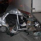 İstanbul Beyoğlu'nda trafik kazası sonucu 2 kişi ağır yaralandı