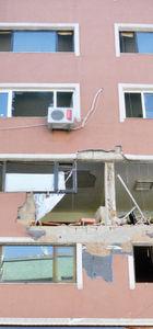 Polise göre patlama, Zor kapıdan çıkarken oldu