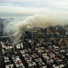 New York'da doğalgaz patlaması korku dolu anlar yaşattı