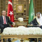 Cumhurbaşkanı Erdoğan Suudi Kralla telefon görüşmesi yaptı
