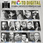 Dünyanın en iyi 10 fotoğrafçısı İstanbul'da toplanıyor