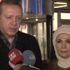 Cumhurbaşkanı Erdoğan, eşi Emine Erdoğan ile sinemaya gitti