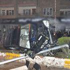 Kahramanmaraş Elbistan ilçesinde trafik kazası: 2 yaralı
