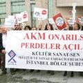 'AKM'deyiz İnisiyatifi' suç duyurusunda bulundu