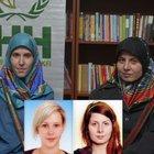 Elkaide'nin kaçırdığı Çek kadınlar İHH tarafından kurtarıldı