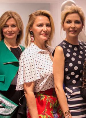 Milano'da moda rüzgârı