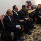 Diyanet İşleri Başkanı Mehmet Görmez, Özgecan'ın ailesini ziyaret etti
