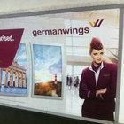 """Germanwings reklamlarından """"şaşırmaya hazır olun"""" kelimesini çıkarttı"""