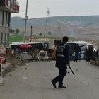 Siirt'te gerginlik: 7 polis yaralı