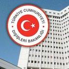 Dışişleri: Türkiye'nin zirveye katılma talebi olmadı