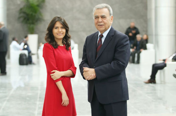 İzmir Büyükşehir Belediye Başkanı Aziz Kocaoğlu Habertürk'e konuştu