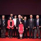 CHP Genel Başkanı Kemal Kılıçdaroğlu, hayatının anlatıldığı belgesel tanıtımında duygusal anlar yaşadı