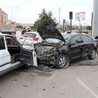 Gençlik ve Spor Bakanı Çağatay Kılıç'ın konvoyunda kaza: 5 yaralı