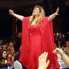 İranlı star Leila Forouhar'dan muhteşem konser