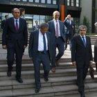 Prof. Dr. Ali Demir ÖSYM Başkanlığı görevini Prof. Dr. Ömer Demir'e teslim etti