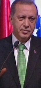 Cumhurbaşkanı Recep Tayyip Erdoğan Slovenya İş Forumu'nda