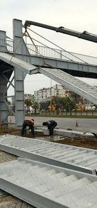 15'er metrelik 2 yeni merdiven yapılıyor