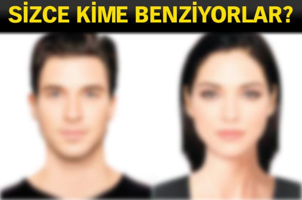 Kusursuz kadın ve erkek yüzü belirlendi!