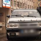 RTE plakalı otomobili için  200 bin Türk Lirası istiyor