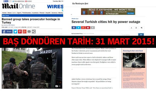 Flaş haber Türkiye!