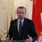 Cumhurbaşkanı Recep Tayyip Erdoğan Slovakya'da işadamlarına hitap etti