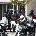 Özel harekat timleri Çağlayan Adliyesi'ni abluka altına aldı