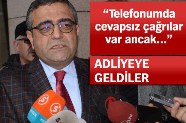 Örgüt üyelerinin aracı olmasını istediği CHP'li Tanrıkulu konuştu