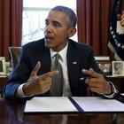 """""""İran anlaşmaya varmazsa.."""" Obama diğer alternatifleri değerlendirmeye hazır"""