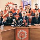 DİSK'ten Taksim çağrısı: Tüm sendikalarla birlikte Taksim'de kutlamayı istiyoruz